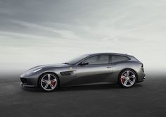 Ferrari Unveils the 2017 GTC4 Lusso with Room For the Entire Family Photos   Architectural Digest