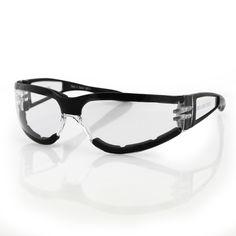 Γυαλιά  νύχτας & ημέρας   BOBSTER SHIELD 2 ESH203 Black/Clear
