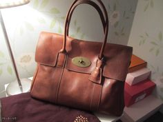 Mulberry Bayswater - I got one. It never leaves my arm theese days.