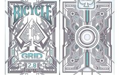 Bicycle Playing Cards Grid 2.0