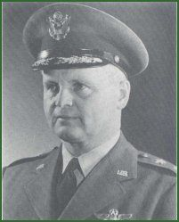 Glenn Oscar Barcus * Commanding General/ 12th Tactical Air Command