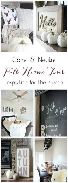 Fall Home Tour - Lov