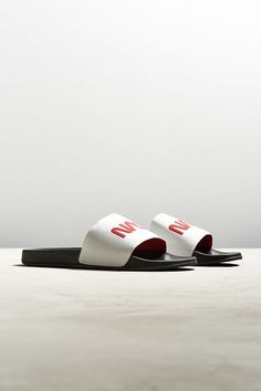 55920e2a44e98f Check out these simple yet modern Pool slides from Urban Outfitters  featuring a NASA printed foot