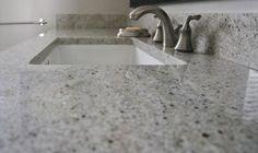 Kashmir White Granite Countertops Color for Bathroom Granite Countertops Standard 3