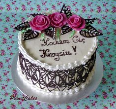 Chocolate lace Cake | Featured Sponsors