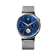 Sale Preis: Huawei Watch mit Netzarmband in silber. Gutscheine & Coole Geschenke für Frauen, Männer und Freunde. Kaufen bei http://coolegeschenkideen.de/huawei-watch-mit-netzarmband-in-silber