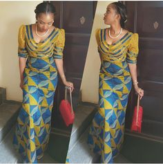 4 Factors to Consider when Shopping for African Fashion – Designer Fashion Tips African Dresses For Women, African Print Dresses, African Attire, African Wear, African Fashion Dresses, African Women, African Prints, African Style, African Patterns
