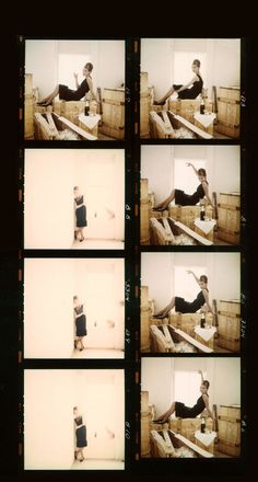 These Rare Outtakes of Audrey Hepburn and Grace Kelly Are So, So Charming Hollywood Photo, Classic Hollywood, Old Hollywood, Hollywood Stars, Audrey Hepburn Breakfast At Tiffanys, Audrey Hepburn Style, Grace Kelly, Photo Negative, Contact Sheet