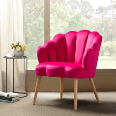 New Living Room, My New Room, Living Room Chairs, Dinning Chairs, Living Spaces, Chair Price, Velvet Armchair, Chair Types, Barrel Chair