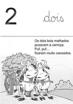 CARTAZES DE NUMERAIS