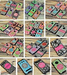 $53 Custom Otterbox Phone Cases For Most Phones! - Endless Options to Choose From! at VeryJane.com