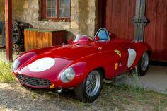 1954 Ferrari 750 Monza Spyder Scaglietti S/N The Second Monza 750 Built Photo 1 Ferrari Daytona, Ferrari Ff, Ferrari Racing, Maserati, Lamborghini, Vintage Racing, Vintage Cars, Vintage Shoes, Alfa Romeo