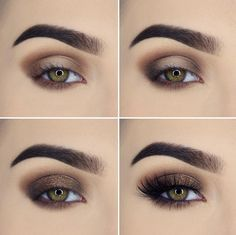 Matte Plum - Smokeshow Makeup Ideas Perfect For A Night Out - Photos