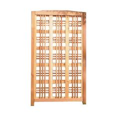 Arboria 8613162 Hampton Cedar Landscape Screen by Arboria. $162.79. Landscape screens is an ingenious way to define space in a yard, patio or garden. This hampton cedar landscape screen is crafted from naturally rot-resistant western red cedar. Ideal for accenting a favorite plant or fountain. Attractive, real wood panel is free-standing and easy to install. Measures 37-1/2-inch width by 65-1/2-inch height. This hampton cedar landscape screen is crafted from naturally rot...