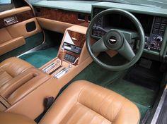 1989 Aston Martin V8 - Lagonda Series 4 | Classic Driver Market
