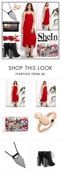 """""""Shein 8."""" by b-necka ❤ liked on Polyvore featuring Bobbi Brown Cosmetics, Sheinside and shein"""