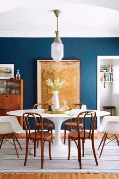 10 Razones Para Pintar Tus Muros De Azul | Cut & Paste – Blog de Moda