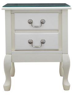 Elysee Bedside Table (plain front) | Littlewoods.com £119