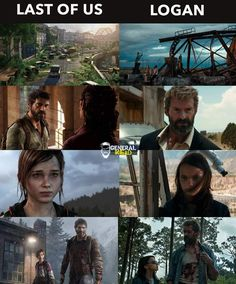 The Last of Us: Wolverine Edition All New Wolverine, Logan Wolverine, The Last Of Us2, Mundo Dos Games, Future Days, Ell, Game Character, Best Games, Marvel Avengers