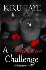 NEW A Valentine Challenge by Kiru Taye Paperback Book (English) Free Shipping