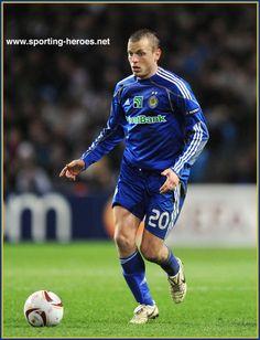Oleg GUSEV Dynamo Kiev
