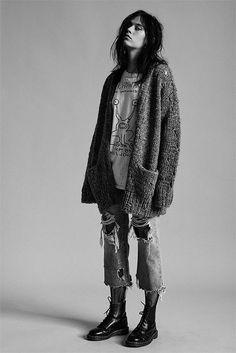 Grunge Outfits, Grunge Fashion, Look Fashion, 90s Fashion, Fashion Outfits, Hippie Outfits, Gothic Fashion, Fall Fashion, Fashion Ideas