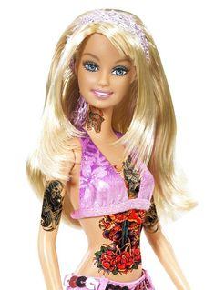 barbie | ... Barbie and Lingerie Barbie. I wonder what accessories Lingerie Barbie
