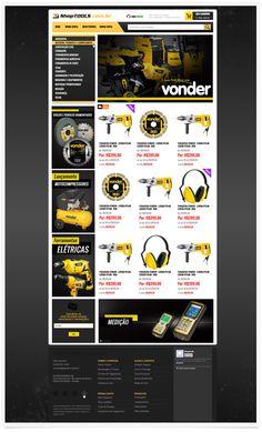 layout personalizado shoptools principal Layout Personalizado: Shop Tools