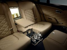 Bentley Mulsanne (The Limousine Supercar) - Super Car Center Bentley Design, Pedicure Chairs For Sale, Shabby Chic Table And Chairs, Bentley Mulsanne, Car Search, Low Stool, Bugatti Veyron, Back Seat, Used Cars