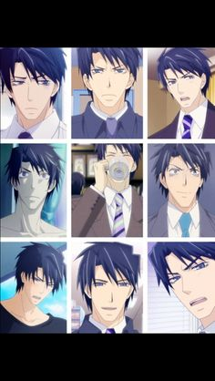 Our Kawaii Blushing Prince<3 Yokozawa Takafumi