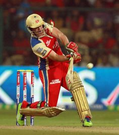 AB de Villiers hit two successive sixes off Umesh Yadav in the Super Over, as Daredevils lost to Royal Challengers