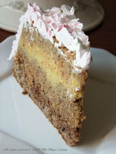 My Magic Cuisine: Ljubica torta Fun Baking Recipes, Wine Recipes, Sweet Recipes, Cookie Recipes, Dessert Recipes, Desserts, Torte Recepti, Kolaci I Torte, Bosanska Baklava