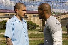 Michael and Sucre Best Tv Shows, Favorite Tv Shows, Prison Break 1, Michael Scofield, Innocent Man, Wentworth Miller, Movie Tv, Best Friends, Faith