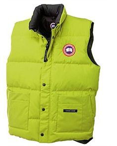 The Freestyle Vest From Canada Goose Is A Clic Must Have For Your Winter Wardrobe