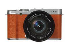 Fujifilm - Cámara Evil de 16 MP (Pantalla estabilizador óptico, grabación de vídeo) marrón - Kit Cuerpo con Objetivos Fujinon XC mm y XC mm OIS II Fujifilm Xa2, Sony A3000, Selfies, Fuji X, Compact, Kit, Cool Things To Buy, Lens, Amazon Fr