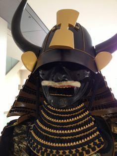 Reproduction Edo period Samurai Armor, handmade from a Japanese armorer for sale at Kyoto Handicraft center located at 21 Shougoin Entomi-cho, Sakyo-ku, Kyoto, Japan
