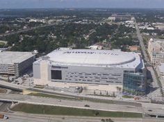Amway Center, Orlando FL