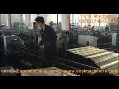door frame roll forming machine, metal door frame production line