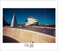 Ciudad de las artes y las ciecias Travel to Spain, Oceanograph, Valencia calator by www.glamartmedia.com