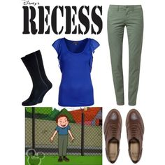 Recess Inspired: Randall J. Weems