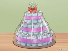 Image intitulée Make a Diaper Cake Step 15