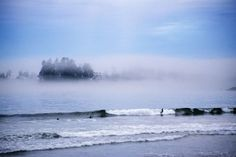 Southern California doesn't get to have all the fun! A thousand miles to the north, you'll find one of Canada's top surfing spots: Tofino.