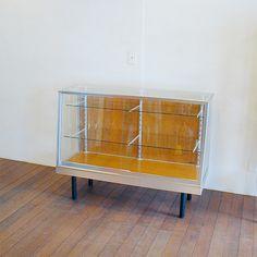 ALUMINIUM GLASS CASE AL-120   Furniture,Shelf, Cabinet     P.F.S. Online Shop