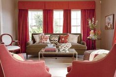 10 Best Living Room Curtain Designs For Adorable Windows
