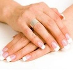 STEPS FOR GROWING FINGERNAILS STRONGER #nailcolour