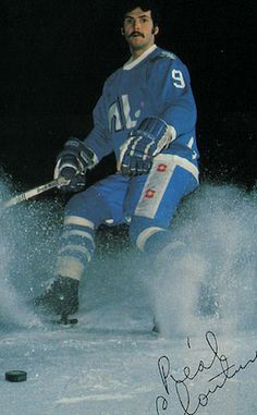 Réal Cloutier, Hockey, Exploraré