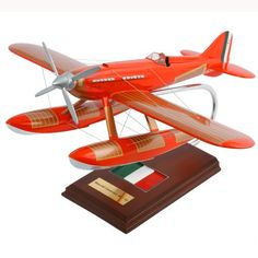Pre-Built Model Spacecraft - Mastercraft Collection Macchi Castoli MC 72 Model Scale120 ** Find out more about the great product at the image link.
