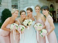 Brides: A Summer Wedding at the Decatur House on Lafayette Square