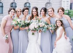 Photography : Lauren Gabrielle Photography Read More on SMP: http://www.stylemepretty.com/ohio-weddings/cleveland/2016/09/06/they-met-at-work-and-the-rest-is-totally-stunning-history/