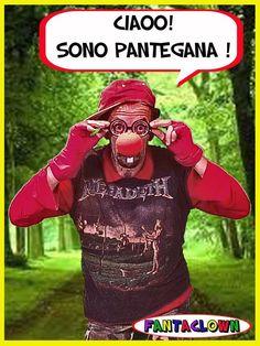 Fantaclown Pantegana